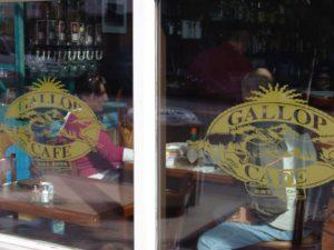 Gallop Cafe, Denver